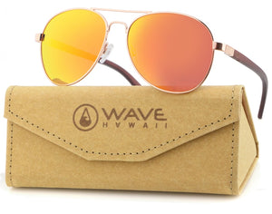 WAVE HAWAII Sonnenbrille Lookback