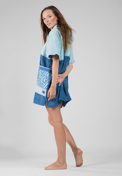 WAVE HAWAII Poncho Maxi