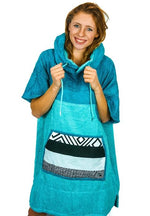 Lade das Bild in den Galerie-Viewer, WAVE HAWAII Poncho Air