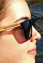Load image into Gallery viewer, WAVE HAWAII sunglasses Tobo