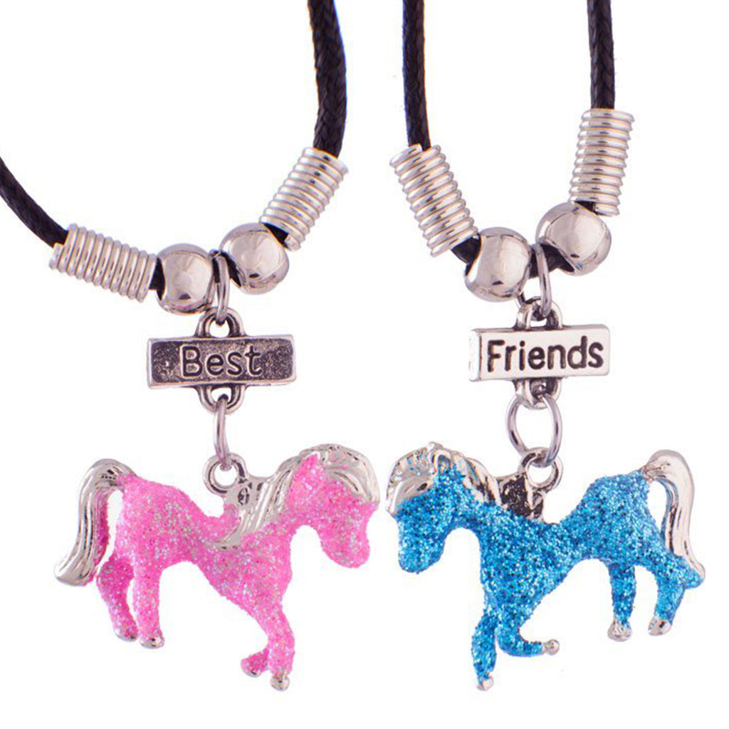 Metal Necklace - Friendship
