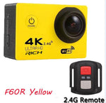 RICH Action camera F60
