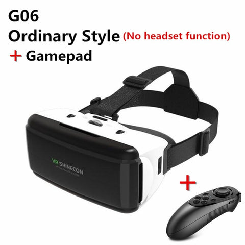Original VR virtual reality 3D glasses box for IOS android