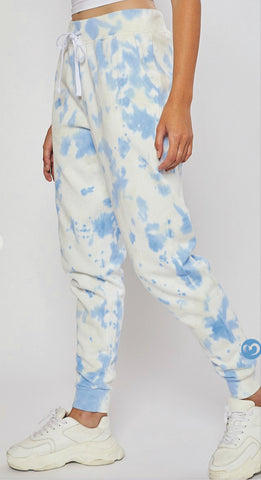 Mantra Tie-Dye Sweatpants