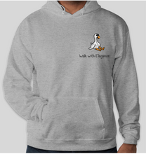 Load image into Gallery viewer, Rob&Kenneth Grey Hoodie