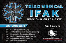 Load image into Gallery viewer, Triad Medical IFAK