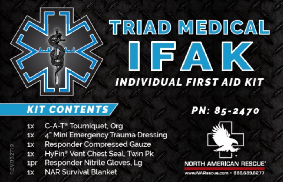 Triad Medical IFAK