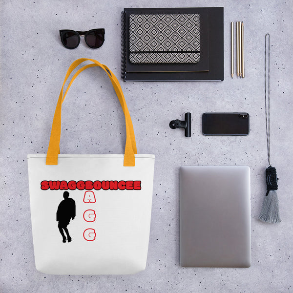 SwaggBouncee Tote bag