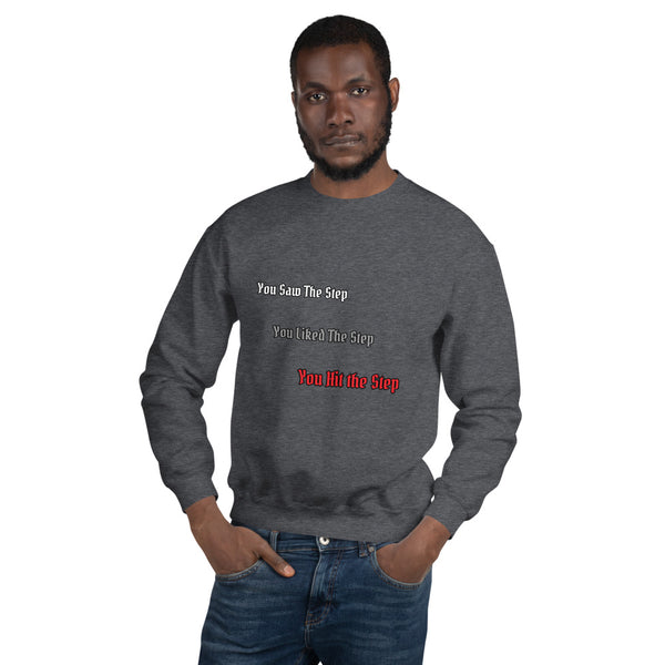 SwaggBouncee CLout Unisex Sweatshirt