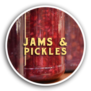 Jams and pickles