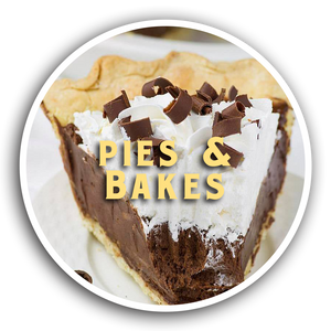 Pies and bakes
