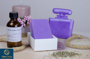 Amber & Lavender Handmade Soap: Here's Why You Need It!