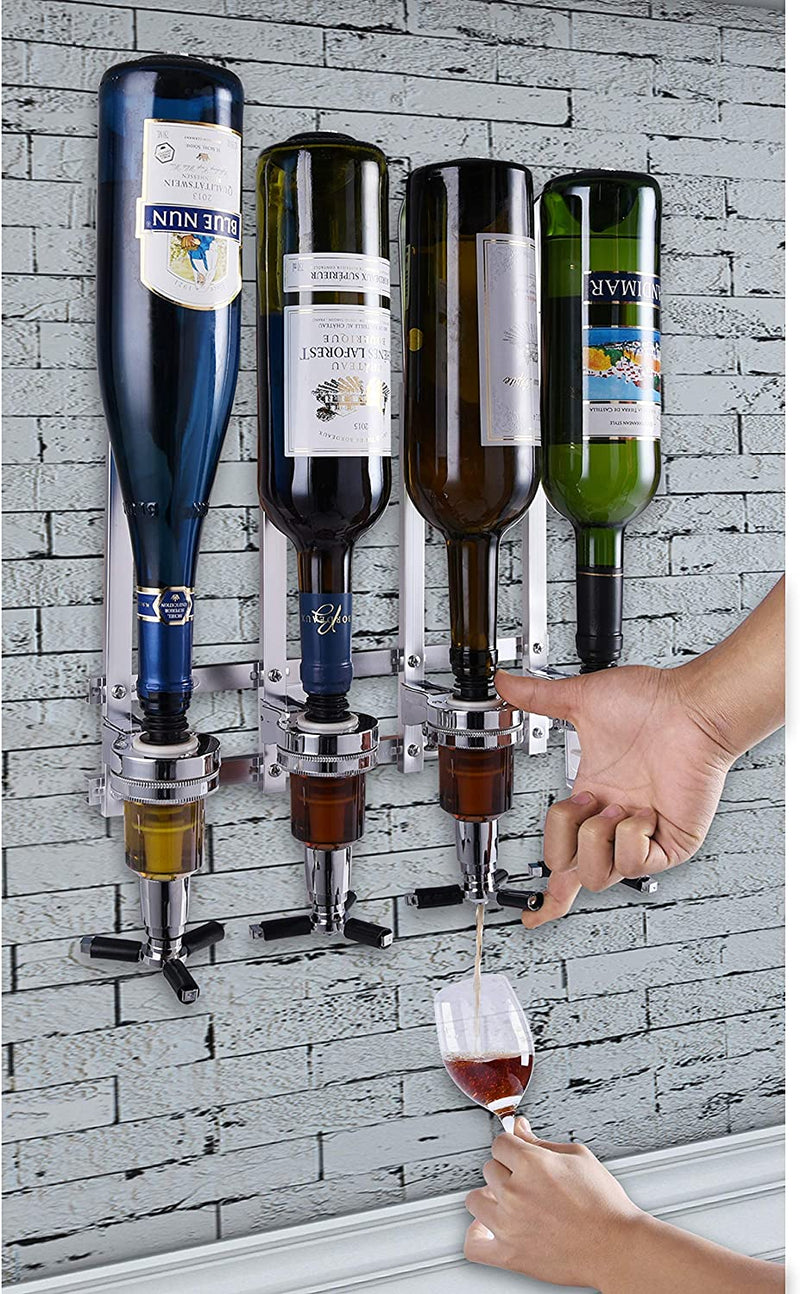 Wall Mounted Liquor Dispenser - Koalaidea