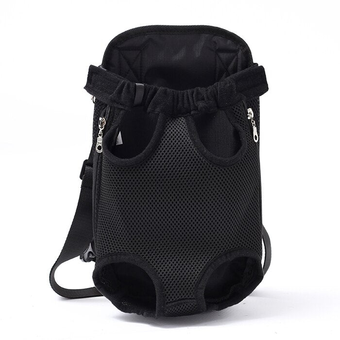 Nylon Mesh Pet Carrier Backpack - Koalaidea