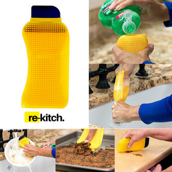 Re-Kitch™ 3-in-1 Premium Silicone Kitchen Sponge - Koalaidea