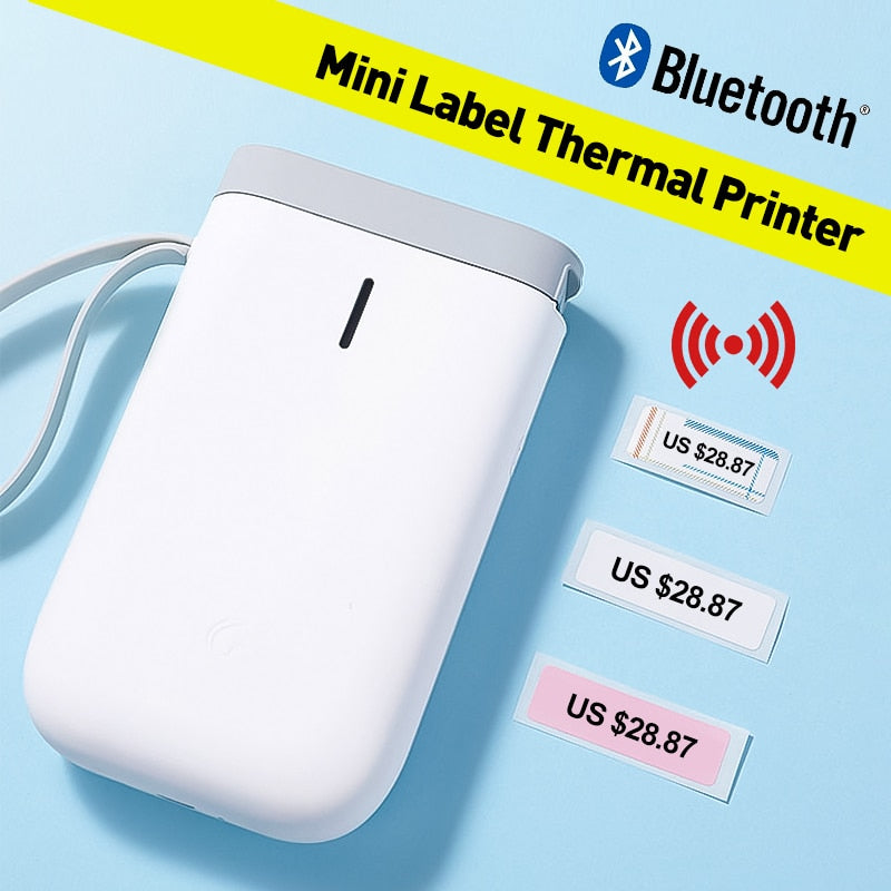Wireless Thermal Pocket Label Printer - Koalaidea