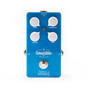 Cornerstone Music Gear - Zefiro Optical Compressor