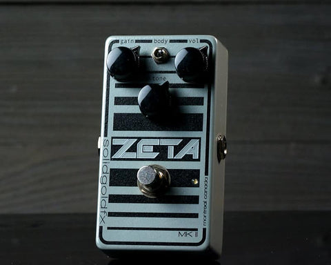 SolidGoldFX Zeta MKII Overdrive/Preamp