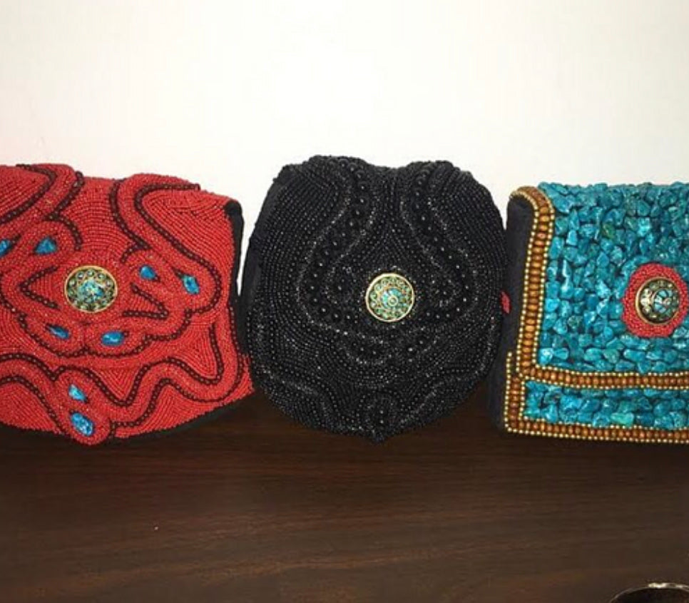 Unique Bead Bags