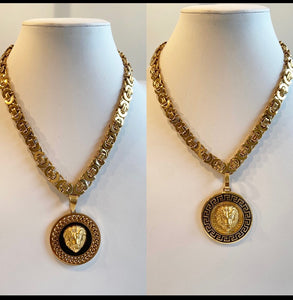 Lion necklaces
