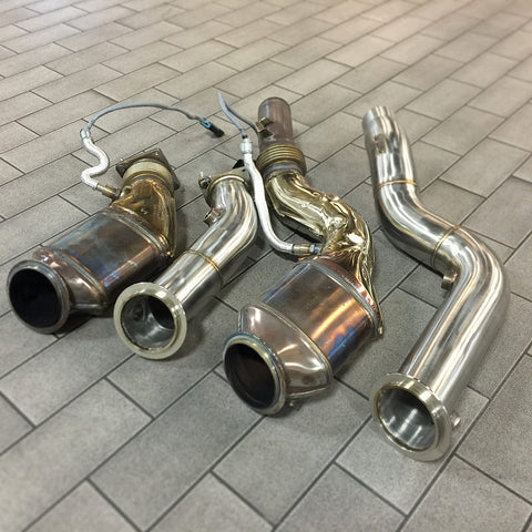 Shifteck Catless Downpipes for F80/F82 M3/M4