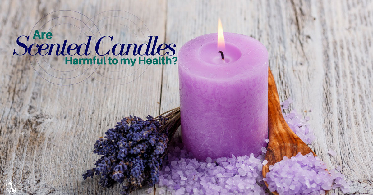 Are Scented Candles Harmful to my Health?