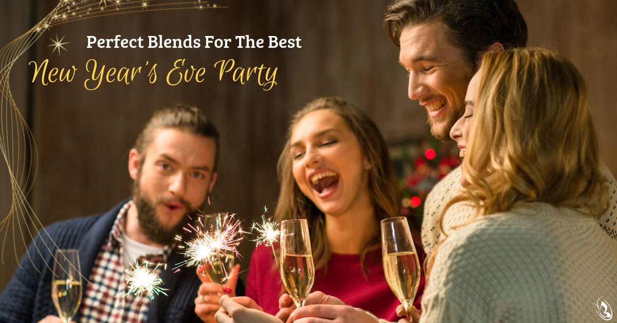 Perfect Blends For The Best New Year's Eve Party