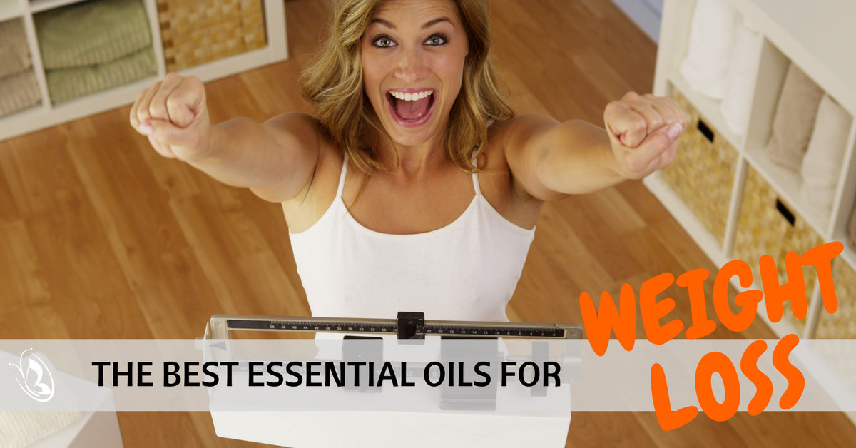 The Best Essential Oils for Weight Loss