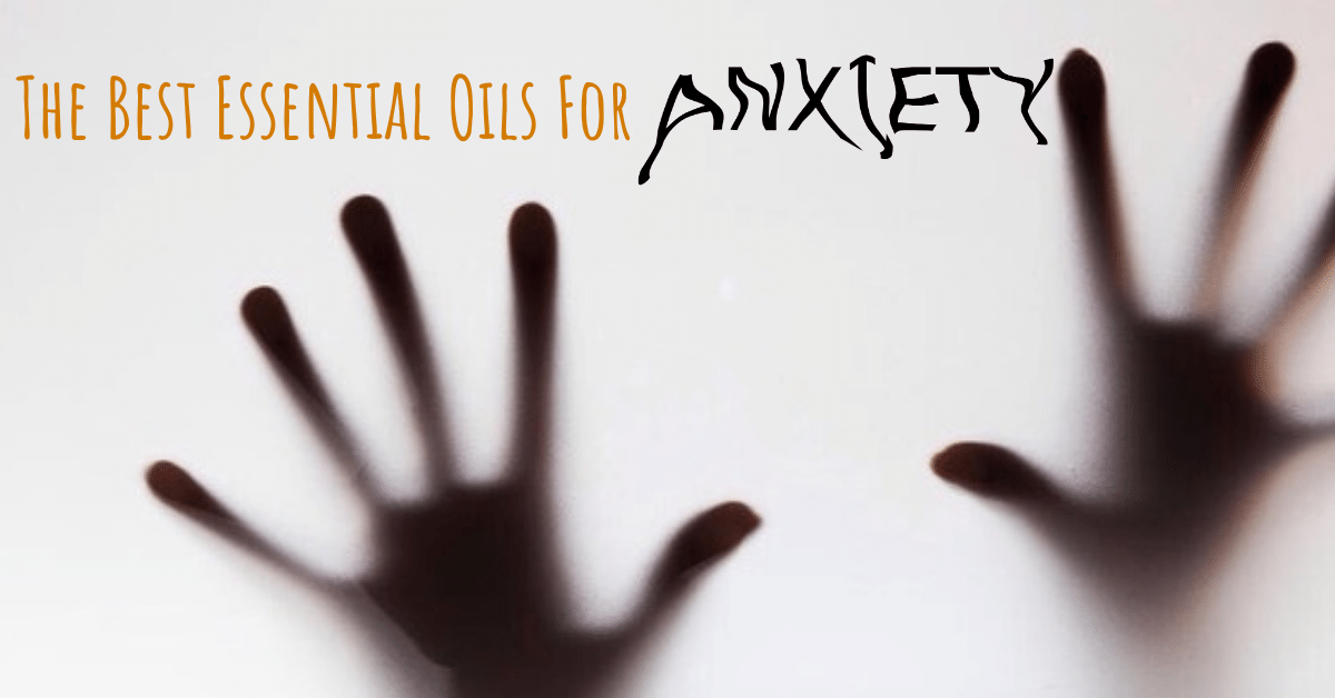 The Best Essential Oils For Anxiety