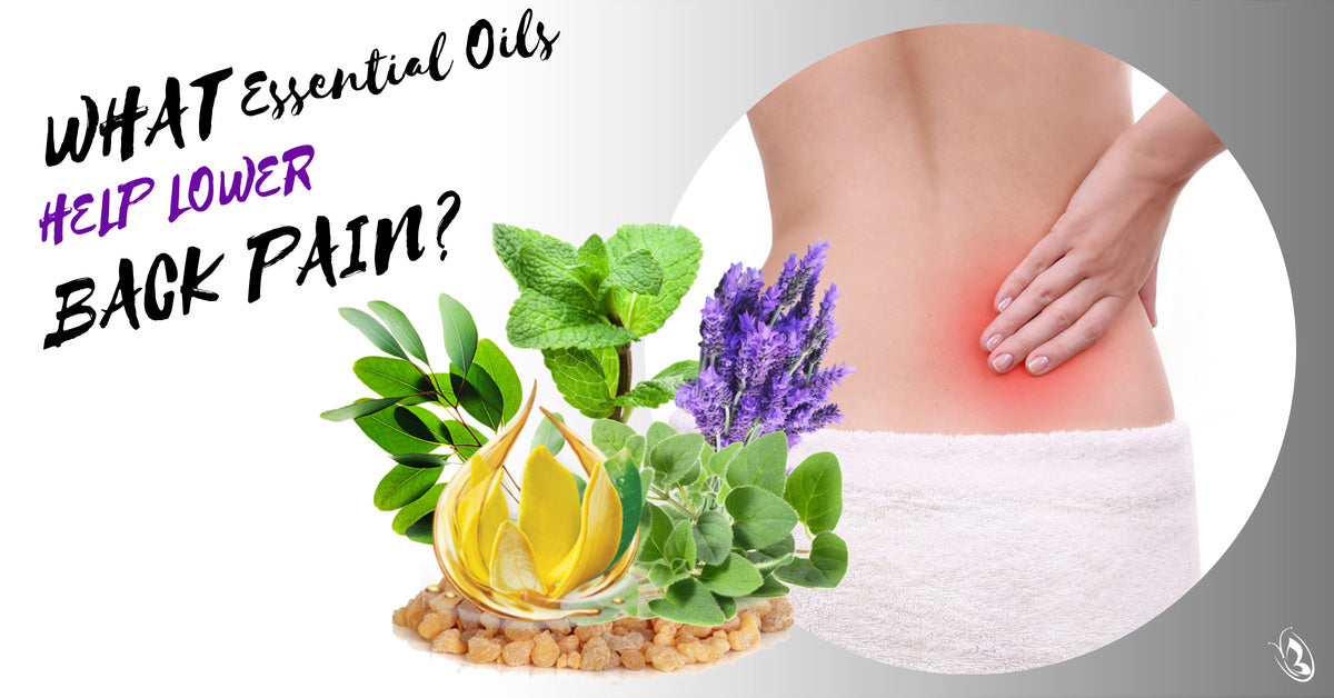 What Essential Oils Help Lower Back Pain?
