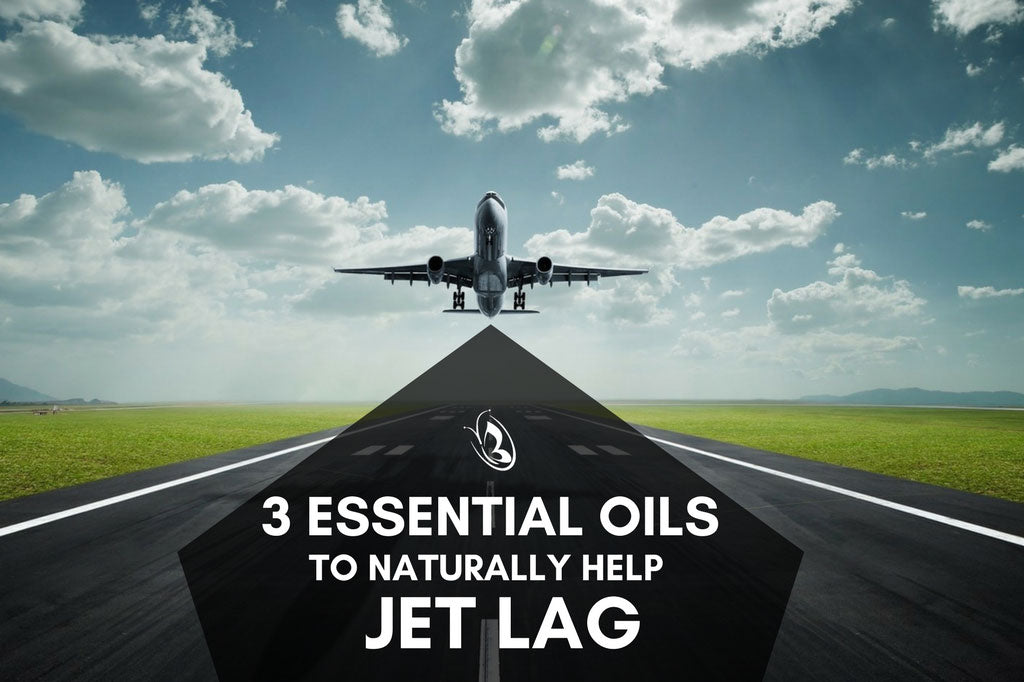 3 Essential Oils to Help Jet Leg