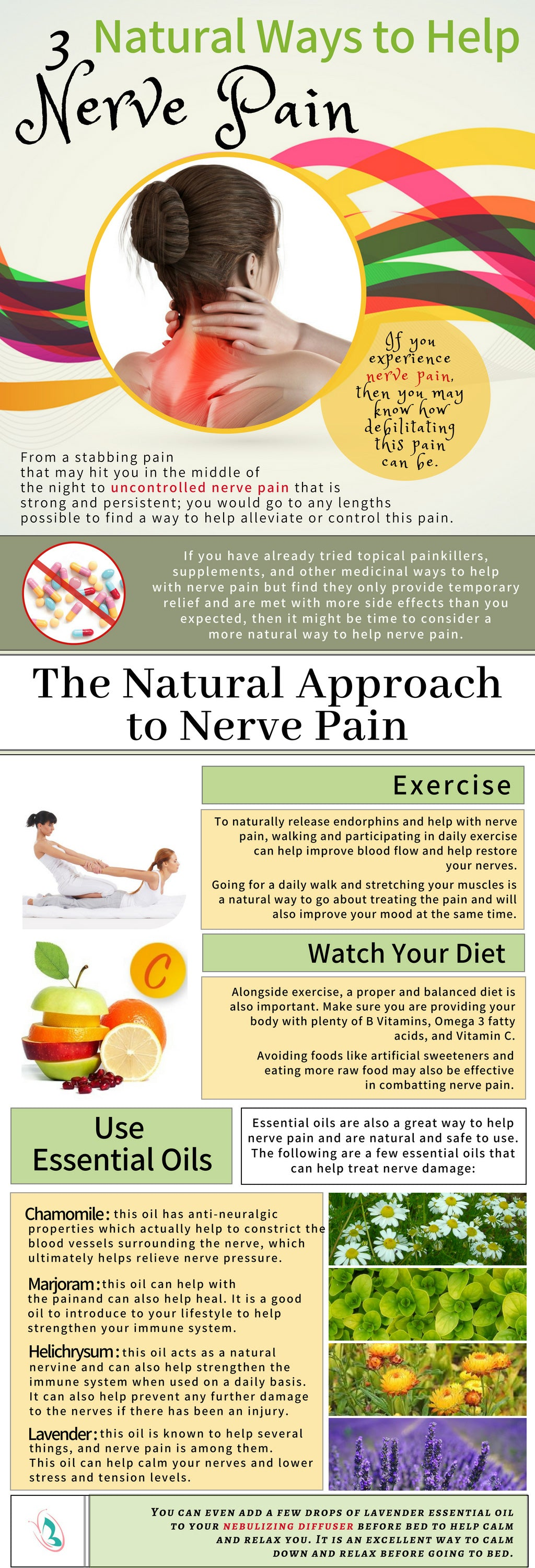 3 Natural Ways to Help Nerve Pain