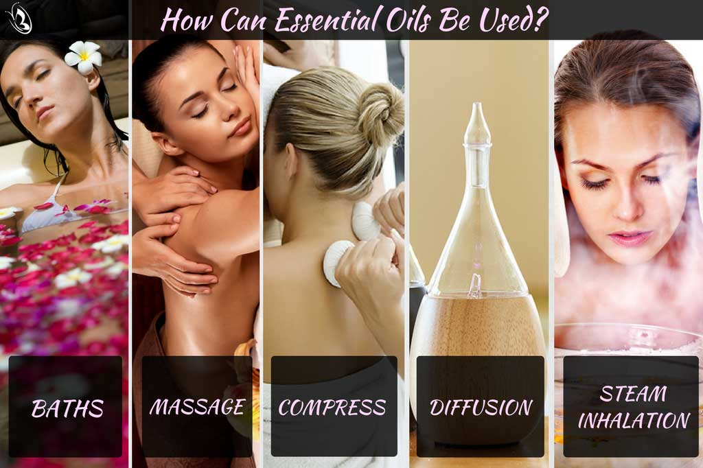 How Can Essential Oils Be Used?