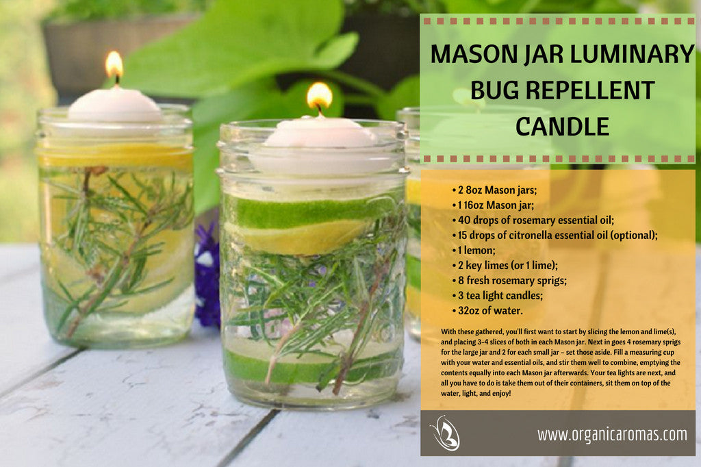 Best Natural Mosquito Repellent Recipe