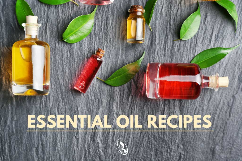 essential oil recipes by organic aromas