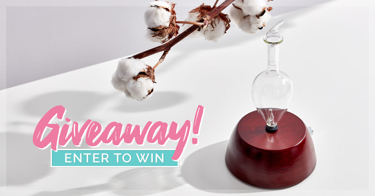 Organic Aromas Weekly Giveaway March 2 2020