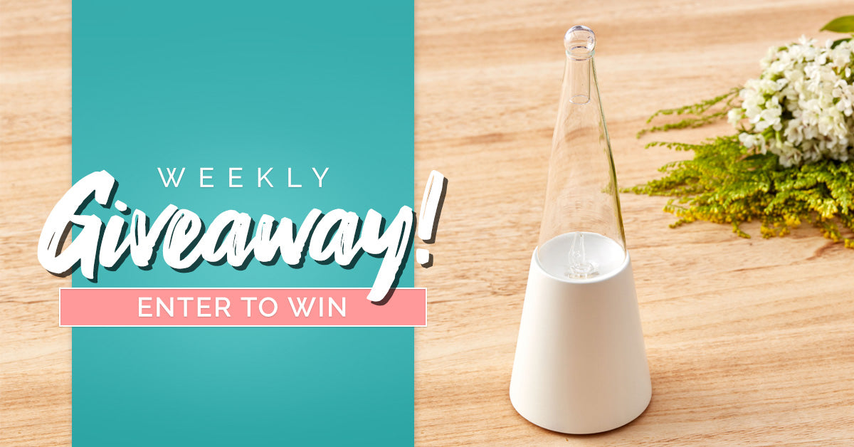 Organic Aromas Weekly Giveaway March 11 2019