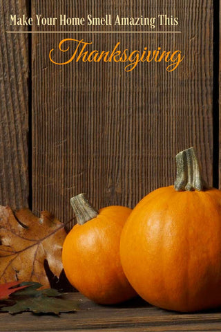 Organic Aromas Thanksgiving Pinterest