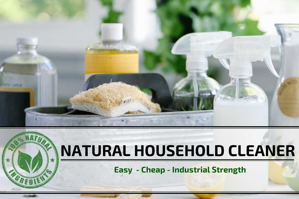 Natural Household Cleaner