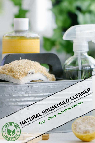 Natural Household Clearner Pinterest