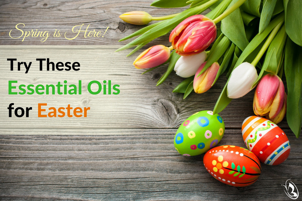 Essential Oils For Easter