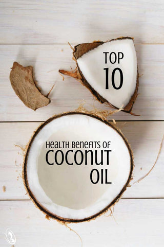 Health Benefits of Coconut Oil Pinterest