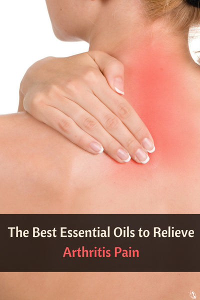 essential oils to help arthritis