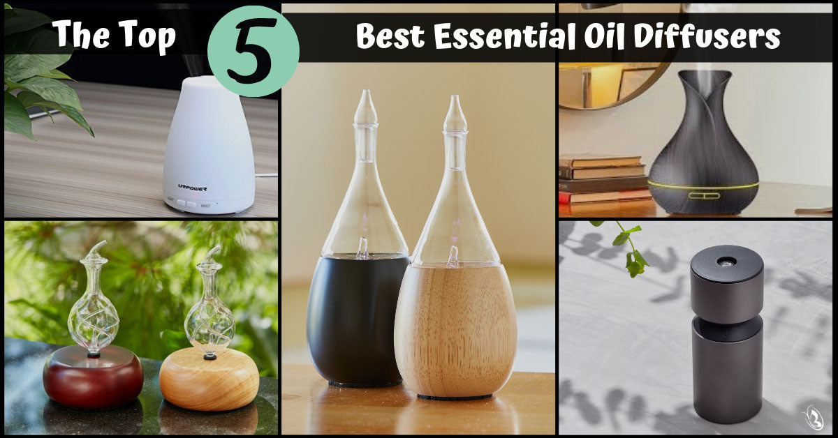 The Top 5 Best Essential Oil Diffusers
