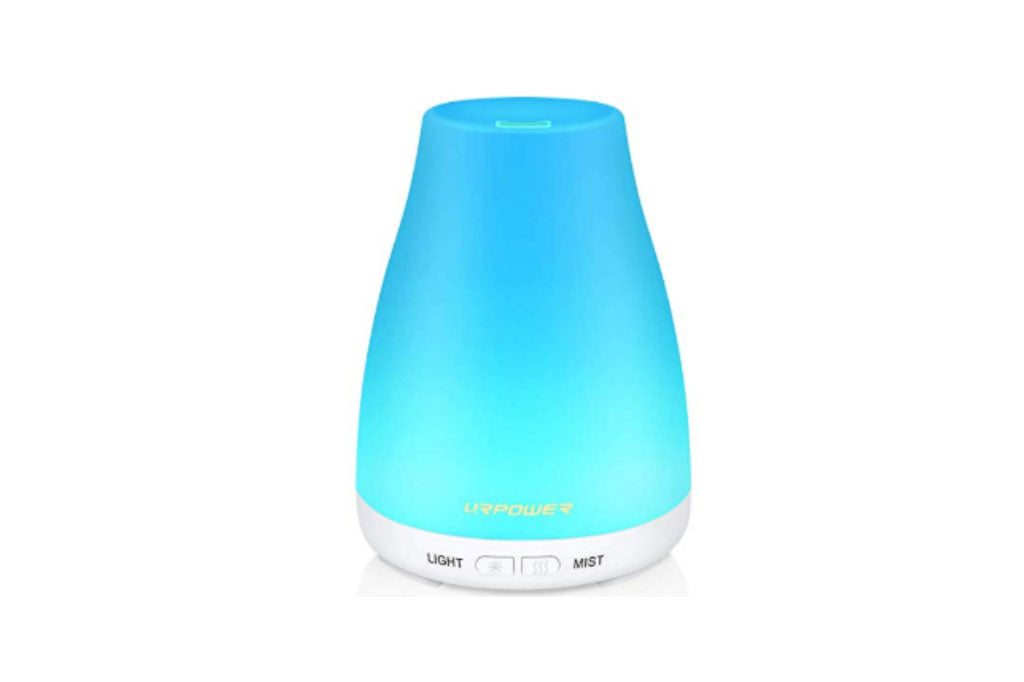 The URPOWER 2nd Version Essential Oil Diffuser