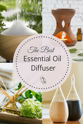 The Best Essential Oil Diffuser pinterest