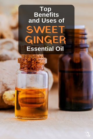 Top Benefits and Uses of Sweet Ginger Essential Oil