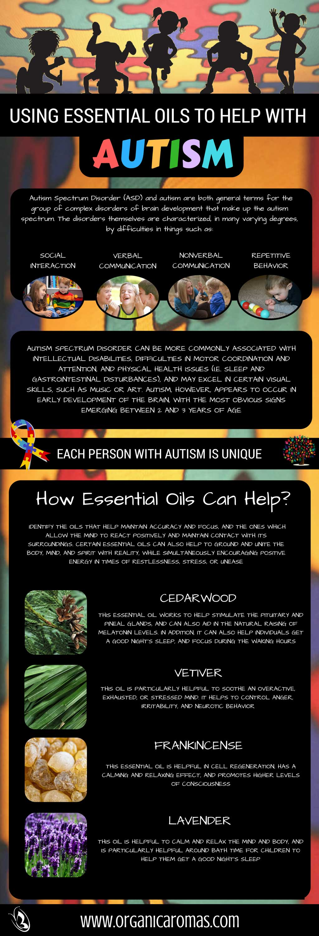 Using Essential Oils To Help With Autism Organic Aromas