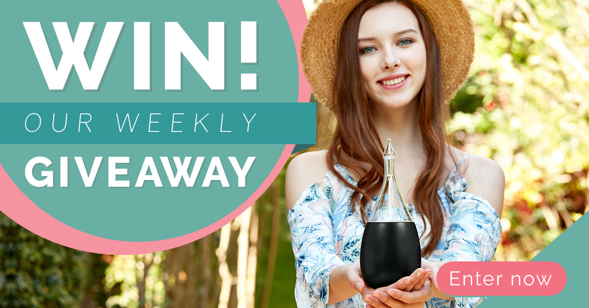 Organic Aromas Weekly Giveaway May 14 2018