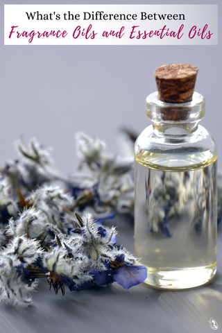 What's The Difference Between Fragrance Oils And Essential Oils?